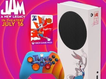 Regal's Space Jam: A New Legacy Sweepstakes (Facebook)