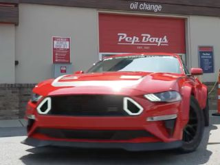 Pep Boys 100th Anniversary Pennzoil Mustang RTR Sweepstakes