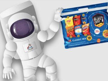 Frito-Lay Back to School Blast Off Sweepstakes (Purchase/Mail-In)