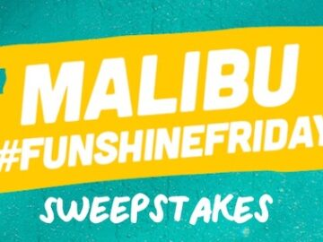 Malibu Let the Funshine Sweepstakes