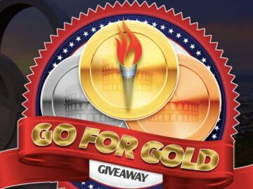 Check Into Cash Go For Gold Giveaway (Limited States)