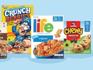 Quaker Back to School Sweepstakes