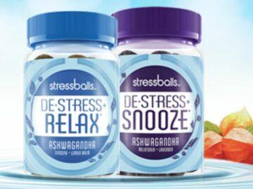 Stressballs Dare to De-stress Challenge Sweepstakes