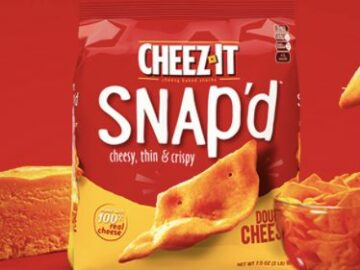 Cheez-It Snap'd My Sandwich Sweepstakes (Instagram)