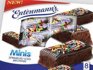 Entenmann's Minis Sprinklefest Giveaway