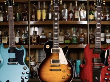 Protege Ultimate Gibson Experience Sweepstakes