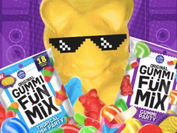 Original Gummi FunMix Sweepstakes (Photo)