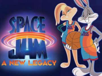 Space Jam: A New Legacy Collectibles Giveaway