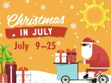 Honey Baked Ham 2021 Christmas in July Giveaway