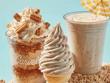 Carvel National Ice Cream Day Ice Cream for a Year Sweepstakes (Limited States)