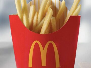 McDonald's World Famous Fans Sweepstakes (Twitter)