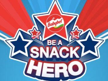 Babybel Snack Hero Instant Win Game