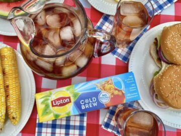 Lipton Grill with T Sweepstakes (Limited States)