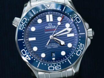 OMEGA Seamaster Chronometer Sweepstakes