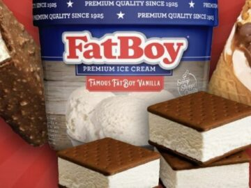 Year of Fatboy Ice Cream Giveaway
