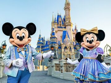 Alaska Airlines Magic is Here Disney Sweepstakes (Frequent Flyer Members)