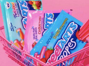 SweeTARTS SweetBEATS Promotion