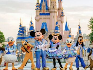 D23 Magical 50th Celebration Sweepstakes (Members)