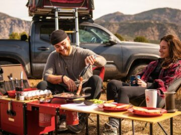 iKamper Elevate Your Camp Game Sweepstakes
