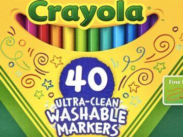 GoGo squeez & Crayola Sweepstakes