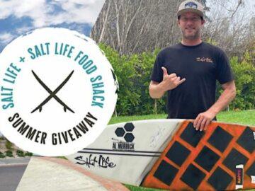 Salt Life & Salt Life Food Shack Summer Surf Promotion