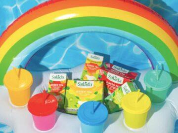 Salada's Float Away Summer Giveaway