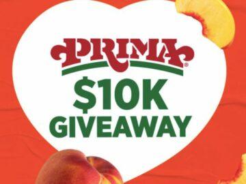 Prima Peach Challenge (Instagram/TikTok)