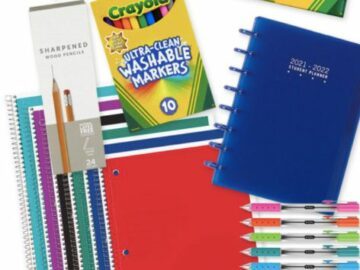 Office Supply Student Back-to-School Giveaway