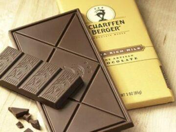 Scharffen Berger Milk Chocolate Bar Giveaway
