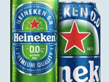 Heineken 0.0 Sampling Promotion