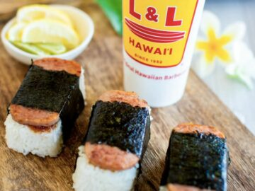 L&L Hawaii National Spam Musubi Day Sweepstakes (Limited States)