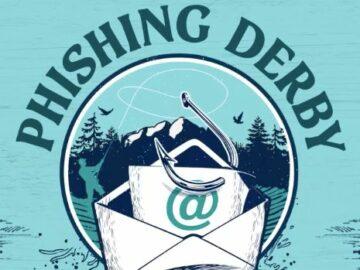 ESET Phishing Derby Contest