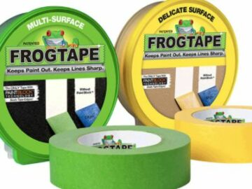 2021 FrogTape Paintover Challenge Sweepstakes