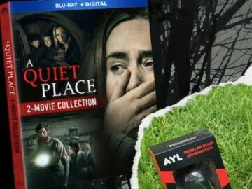 Extra TV A Quiet Place Outdoor Sweepstakes