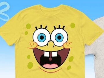 SpongeBob Shop Summer Giveaway