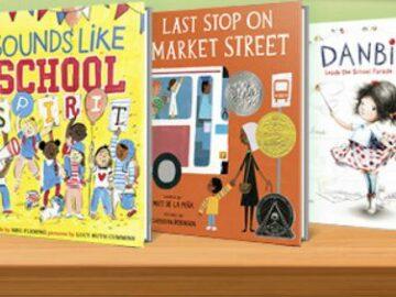 Penguin Random House Freshen Up Your Shelves Sweepstakes