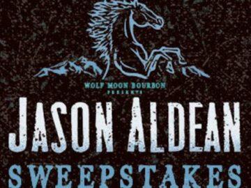 Jason Aldean Flyaway Sweepstakes