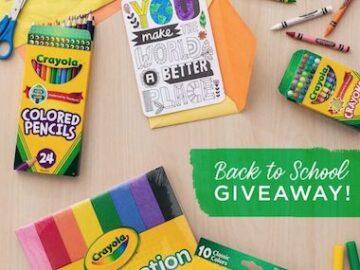 Hallmark Back To School Giveaway (Instagram)