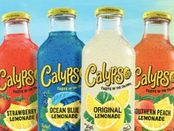 Calypso Lemonade Month Sweepstakes