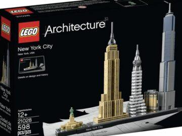 My LEGO NYC Build Contest (Photo)
