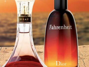 FragranceNet Heat Wave Giveaway