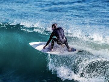 World Surf League's Ultimate Surf Ranch Experience Sweepstakes