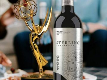 """Sterling Vineyards """"Emmys Watch Party"""" Sweepstakes (Photo)"""