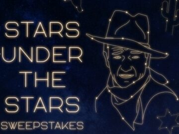 """INSP """"Stars Under the Stars"""" Sweepstakes"""
