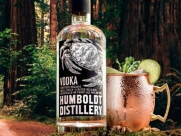 Humboldt Distillery Experience the Spirit of California Sweepstakes