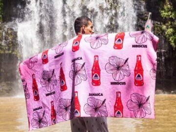 Jarritos Beach Towel Giveaway