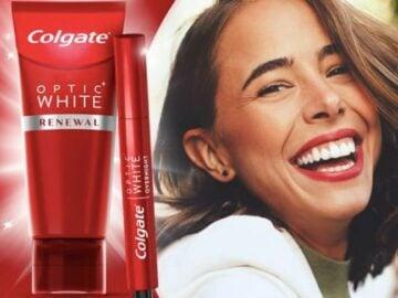 Colgate Optic White Bright Smiles Sweepstakes