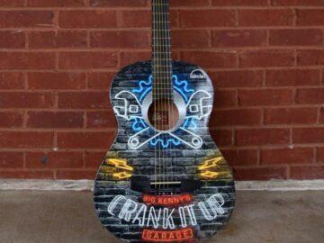 Big Kenny's Crank It Up Garage Giveaway
