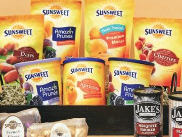 Sunsweet's Harvest at Home Sweepstakes