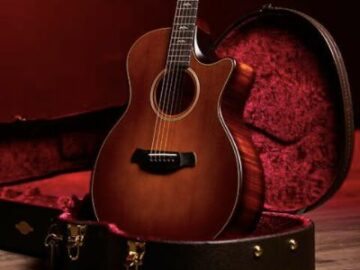 Taylor Guitars Builder's Edition Sweepstakes